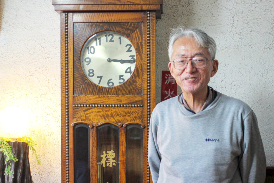 つたや旅館 黒田氏の画像